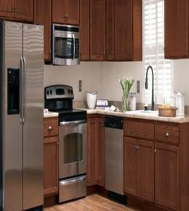 Flat Panel Kitchen Cabinet Dallas Fort Worth