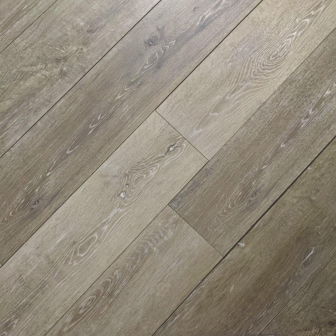 Helo Deck (SH-7005) -- Waterproof Plank  -- 6.5mm with 2mm Pad Attached